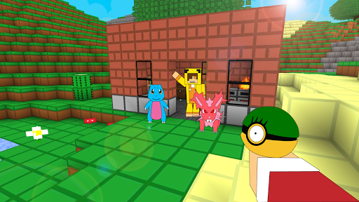 Pixelmon Craft Go: Trainer Battle for PC