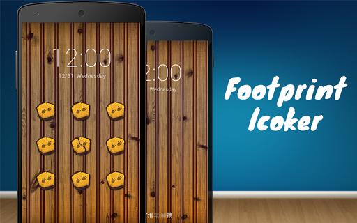 Footprint-DIY Locker