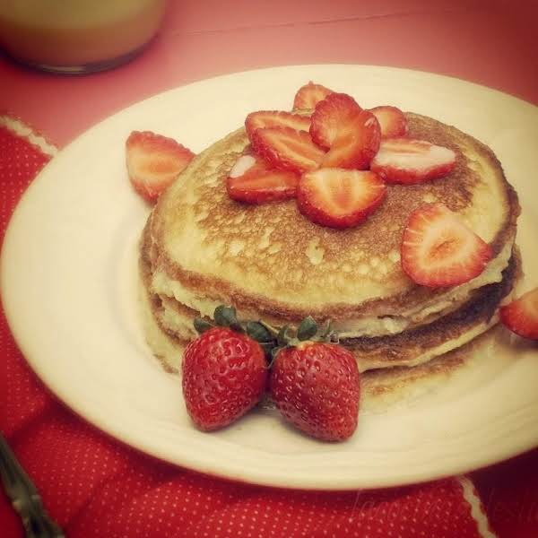 Tres Leches Pancakes Recipe