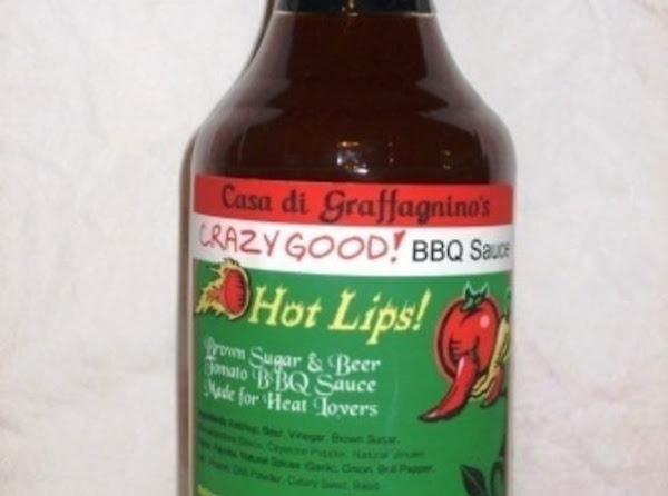 Casa Di Graffagnino's Hot Lips Bbq Sauce Recipe