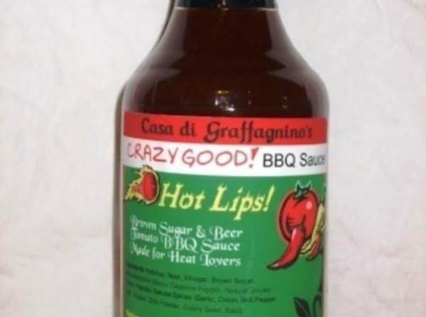 Casa Di Graffagnino's Hot Lips Bbq Sauce Recipe