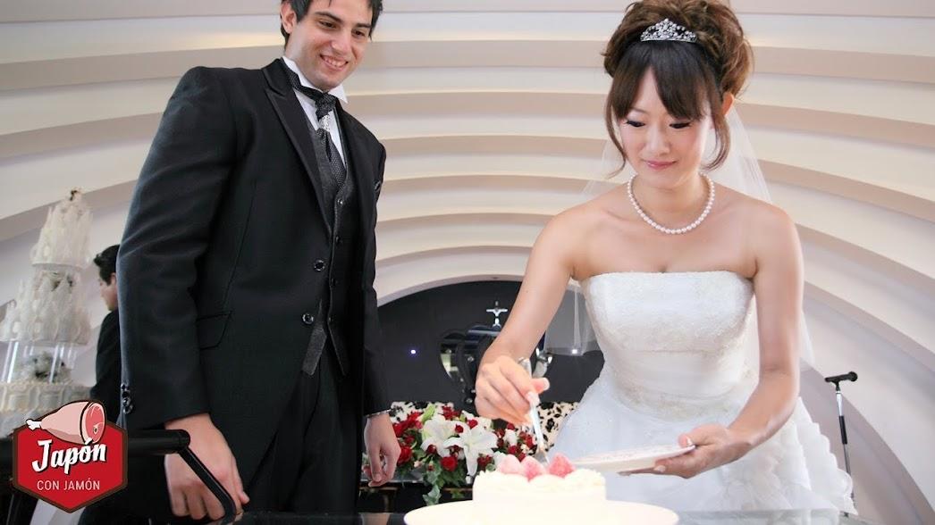 Una de las bodas interculturales más icónica de internet