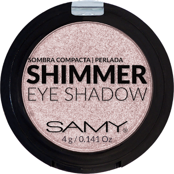 Sombra Samy Individual Perlada #30 Rosa x4gr