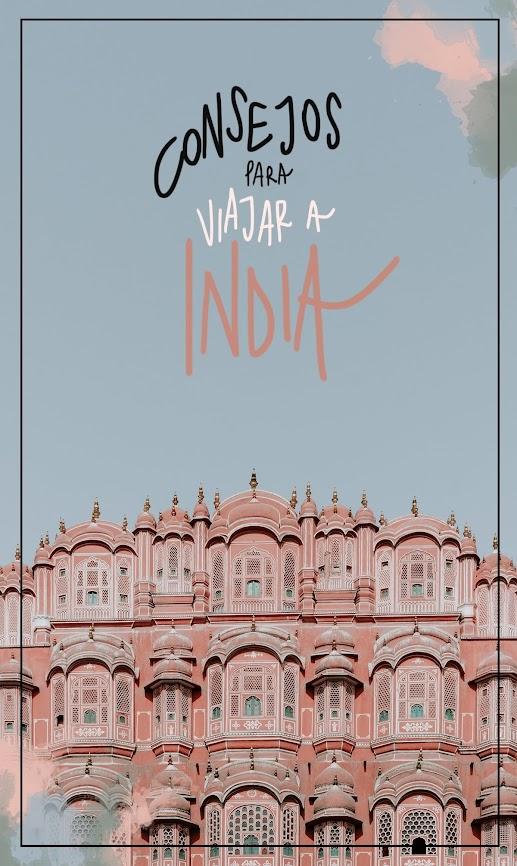 consejos para viajar a india