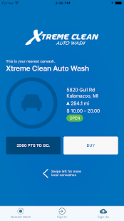Xtreme Clean Auto Wash- screenshot thumbnail