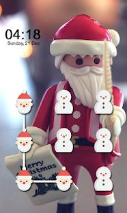 Christmas 2017- AppLock Theme - náhled