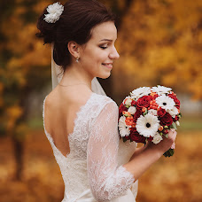 Wedding photographer Ira Bondar (bondariren). Photo of 15.01.2018