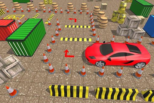 Télécharger Gratuit Modern Car Parking Games 3d: Free Car Games APK MOD (Astuce) screenshots 3