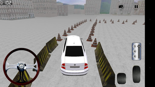 Limo Parking 3D