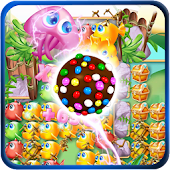 Candy Fish Pop Crush Game