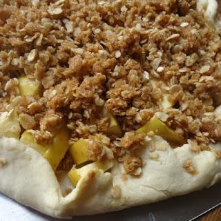 Apple Pie Tart.