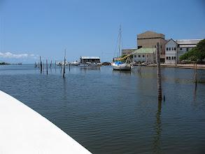 Photo: Belize City Harbor
