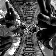 Huwelijksfotograaf Daniel Dumbrava (dumbrava). Foto van 25.05.2018