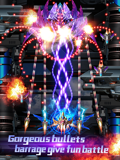 Thunder Assault: Raiden Striker V screenshots 11