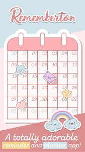 Rememberton: Cute Calendar App Reminder 3.0.2