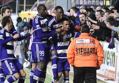 """Anderlecht: bevestiging of terug naar af tegen Zulte Waregem? """"Ik heb geen excuses meer"""""""