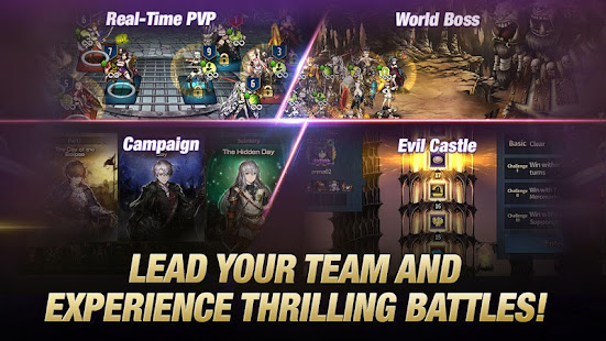 Game Brown Dust - Tactical RPG APK for Windows Phone