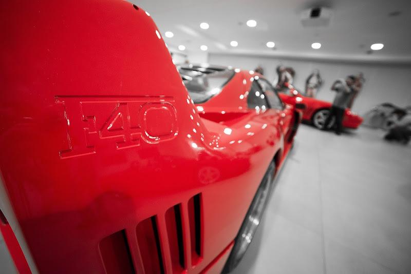 Ferrari F40 di Claudio Tenca