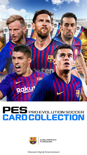 PES CARD COLLECTION  captures d'écran 1