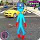 Captain Stickman Rope Hero Newyork Gangster Crime APK