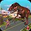 الوحش الديناصور محاكي: مدينة الهيجان icon