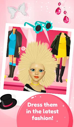 Princess Hair & Makeup Salon apktram screenshots 17