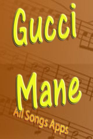 All Songs of Gucci Mane