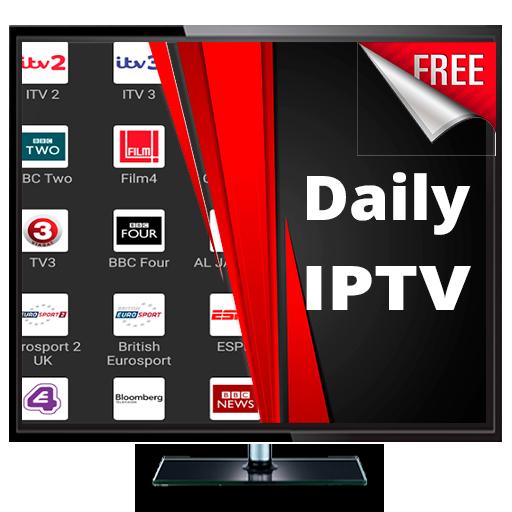 Daily IPTV 2018