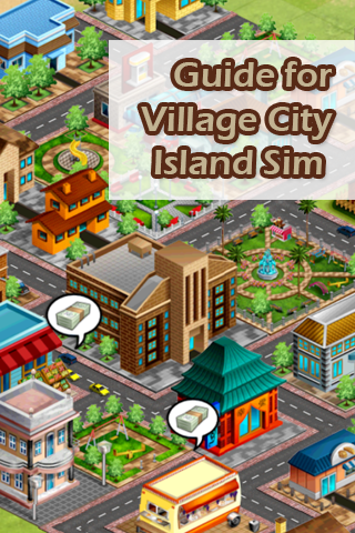 Guide Village City-Island Sim