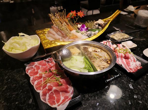 台北信義—小鮮肉涮涮屋|海鮮肉品質量爆棚的超值鍋物|永春站