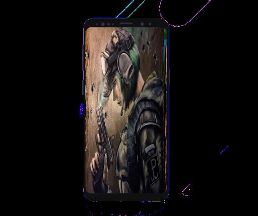 Rainbow Six Siege Wallpapers 4K Apk Download 1