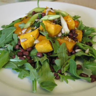 Butternut Squash and Rocket Salad