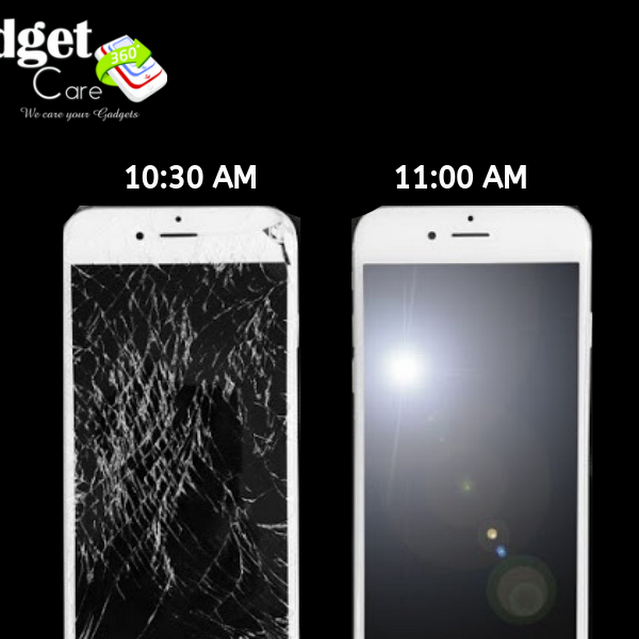 iPhone Service Center (Gadget Care 360°) - #1 Mobile Phone