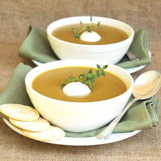 Smokey Split-Pea Soup