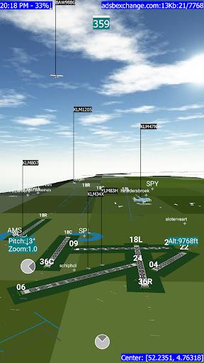 ADSB Flight Tracker 25.6 screenshots 5