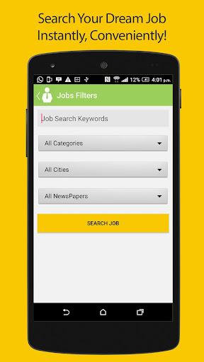 Pakistan Jobs - All Latest jobs in Pakistan 2018  screenshots 23