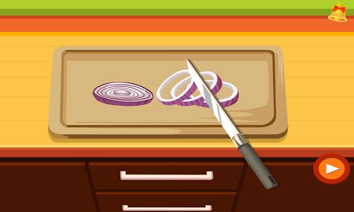 Tessa's Hamburger cooking game 1.2 screenshots 2