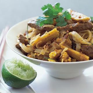 Spicy Beef Noodles.