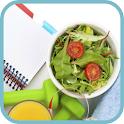 Dieta sana para adelgazar saludable y sencilla icon