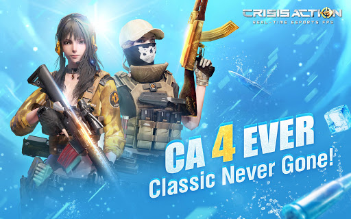 Crisis Action-Answer the call of war 4.1.1 screenshots 11