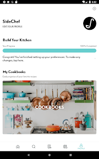 SideChef: 18K Recipes, Meal Planner, Grocery List Screenshot