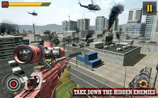 Sniper Helicopter Shooter: US War 1.0 screenshots 2