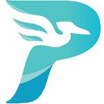 Pelican logo -right