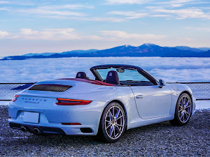 911 991H2 carrera S cabrioletのカスタム事例画像 Paneraorさんの2020年10月22日23:00の投稿