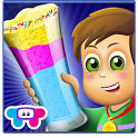 Smoothie Maker Crazy Chef Game icon