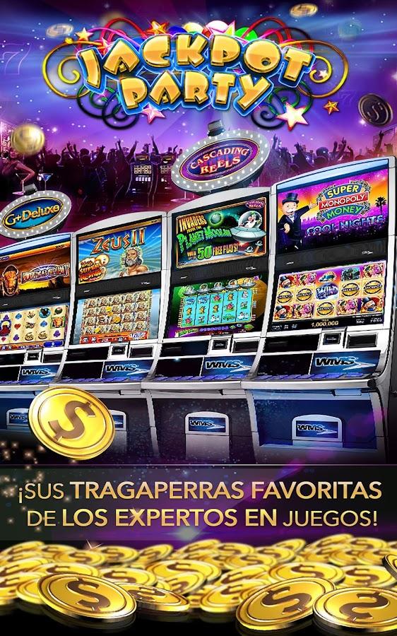 jackpot party casino jugar gratis