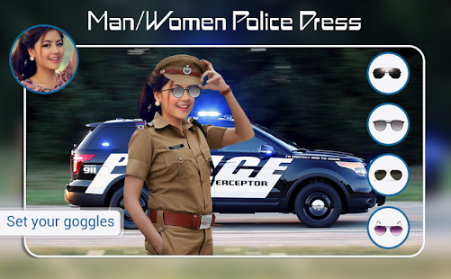 Download Police Photo Suit : Men - Women Police Dress For PC Windows and Mac apk screenshot 3