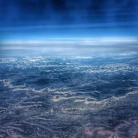 Aerial shot by Lauren DeJarnatt Yoder - Landscapes Deserts ( aerial,  )