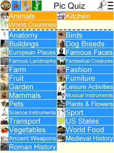 Pic Quiz 1.5 screenshots 15