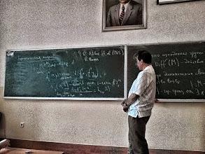 Photo: June 30, 2015 А. Каток Некоторые связи между топологией и динамикой